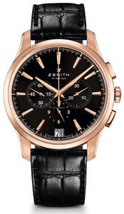 ZENITH CAPTAIN CHRONOGRAPH 18.2112.400/23.C493