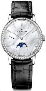 ZENITH ELITE LADY MOONPHASE 16.2320.692/80.C714