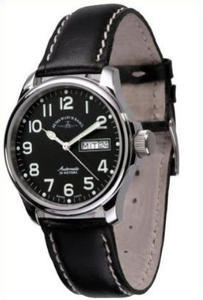 Zeno Watch Basic pilot 12836DD-a1