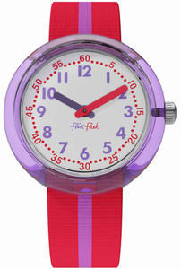 Flik Flak ZFPNP021 PURPLE BAND
