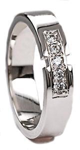 Zlaté snubní prsteny S12