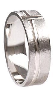 Zlaté snubní prsteny S15