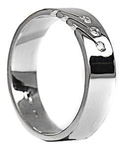 Zlaté snubní prsteny S18