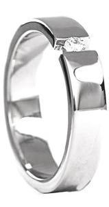 Zlaté snubní prsteny S19