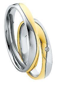 Snubní prsteny SN870100YW