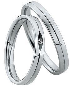 Snubní prsteny SN870160W