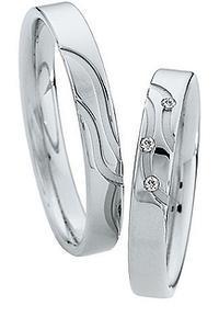 Snubní prsteny SN870260W