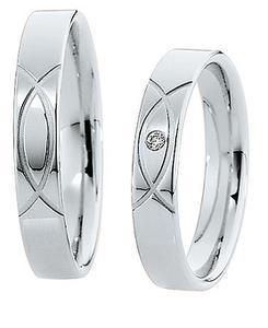 Snubní prsteny SN870380W