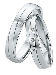 Snubní prsteny SN8703500W