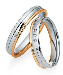 Snubní prsteny SN870660RW
