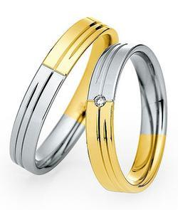 Snubní prsteny SN870760YW
