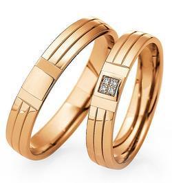 Snubní prsteny SN870780R