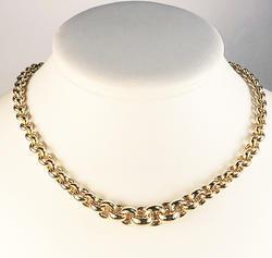 Zlatý náhrdelník 020849
