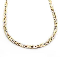 Zlatý náhrdelník 04373