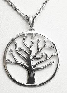 Zlatý přívěšek strom života 20946