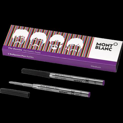 Montblanc gelová náplň Beatles, Psychedelic purple M 116274