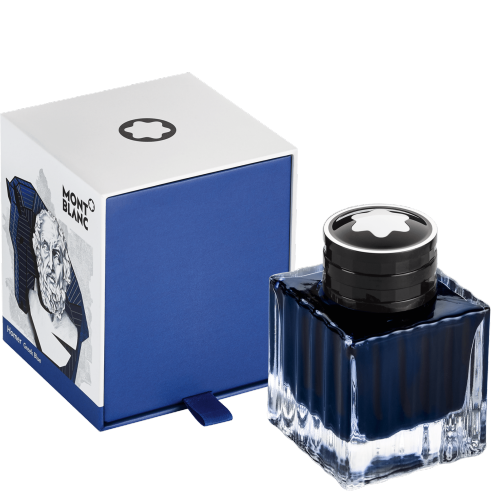 Montblanc inkoust Writers Edition, Homage to Homer 118210 Blue