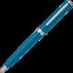 MONTBLANC PIX Petrol Blue Ballpoint Pen 119351 - 1/4