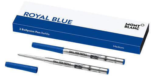 Montblanc gelová náplň Royal Blue M 124493 2x balení