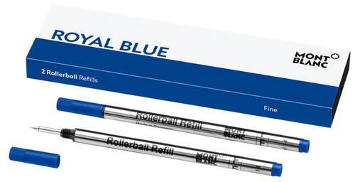 Montblanc inkoustová náplň Royal Blue F 124501