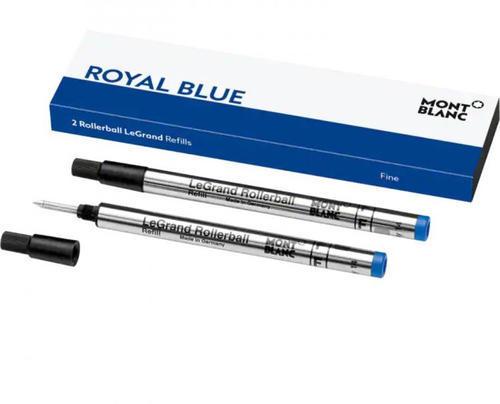 Montblanc inkoustová náplň LeGrand Royal Blue F 124502 2x balení