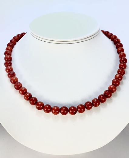 Korálový náhrdelník 221517