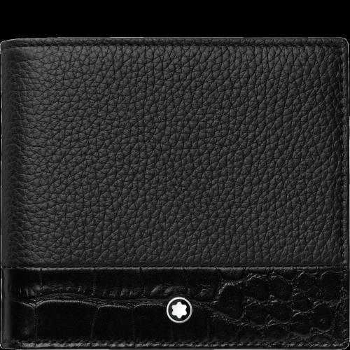 MONTBLANC peněženka Meisterstück Soft Grain 4cc 118758  - 1