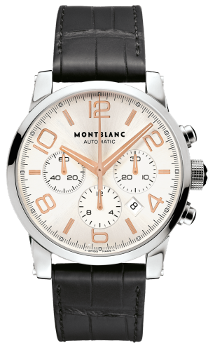 Montblanc TimeWalker Chronograph 101549  - 1