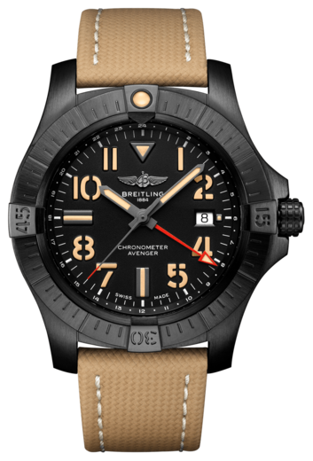 BREITLING Avenger Night Mission GMT 45 V32395101B1X1  - 1