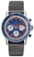 BREITLING NAVITIMER B01 Airline Edition PAN AM AB01212B1C1A1 - 1/6