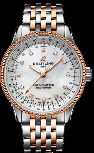 BREITLING Navitimer Automatic 35 LADY U17395211A1U1  - 1