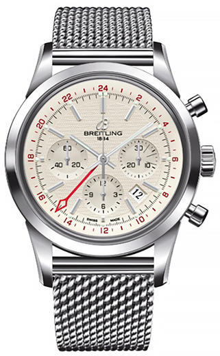 BREITLING TRANSOCEAN GMT limited AB045112/G772  - 1