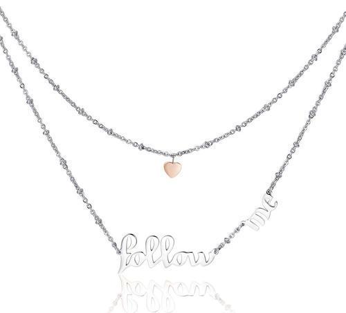 Brosway náhrdelník Script BRP03