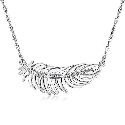 Brosway náhrdelník plume BUM01