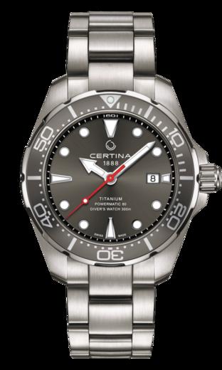 Certina DS Action Diver titan C032.407.44.081.00  - 1