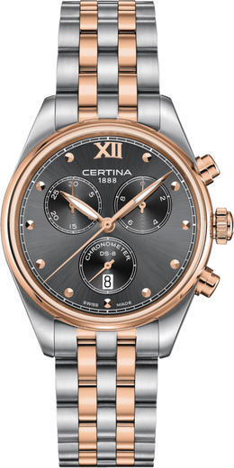 Certina DS-8 Lady Chrono C033.234.22.088.00