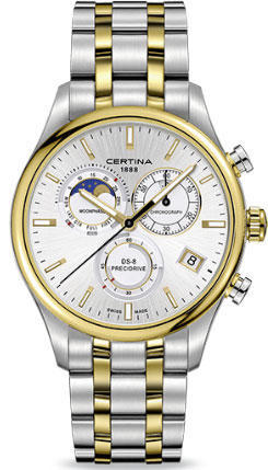 Certina DS-8 Moon Phase C033.450.22.031.00