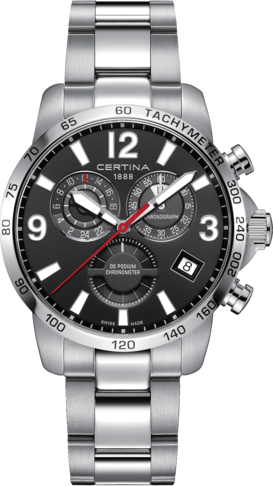 Certina DS Podium GMT C034.654.11.057.00