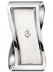 Calvin Klein Pensive stříbrný číselník vel.S K1T24101