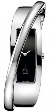 Calvin Klein Feminine černý čílseník vel.S K2J24102 - 1