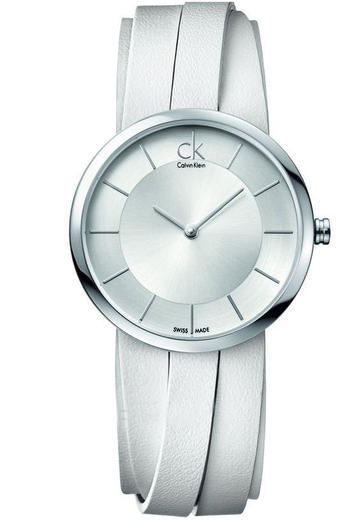 Calvin Klein Extent bíla kůže