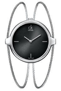 Calvin Klein Agile černý číselník  - 1