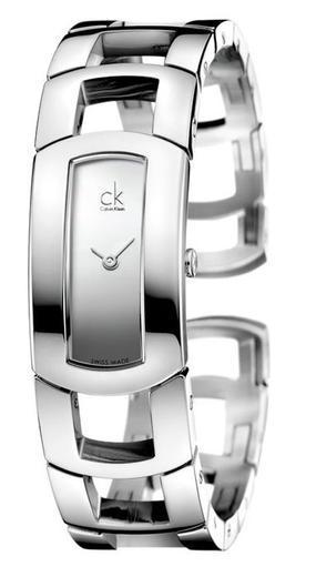 Calvin Klein Dress zrcadlový číselník vel.S K3Y2S118 - 1
