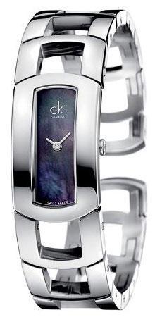 Calvin Klein Dress černá perleť vel.M K3Y2M11F - 1
