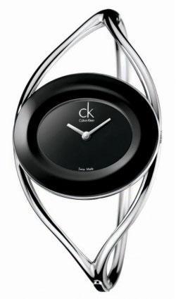 Calvin Klein Delight černý číselník  - 1