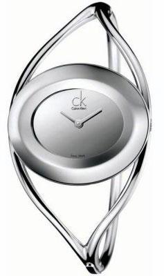 Calvin Klein Delight stříbrný čílseník vel.M K1A23708 - 1