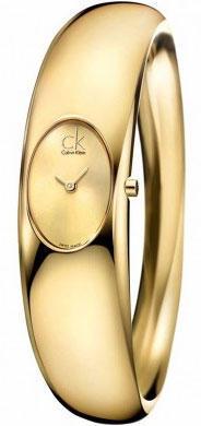 Calvin Klein Exquisite PVD růžové vel.S K1Y23209