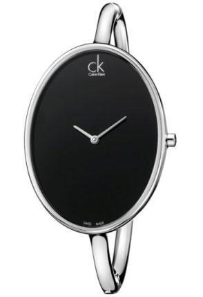 Calvin Klein Sartorially černý číselník