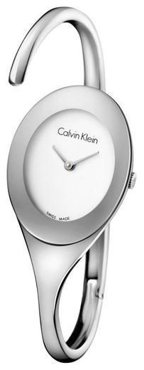 Calvin Klein Embrace černý číselník vel.L K4Y2L116 - 1