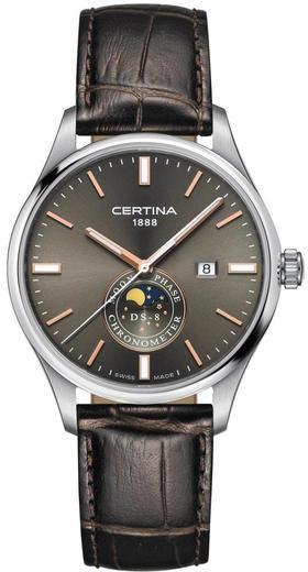 CERTINA DS-8 Moon Phase C033.457.16.081.00  - 1